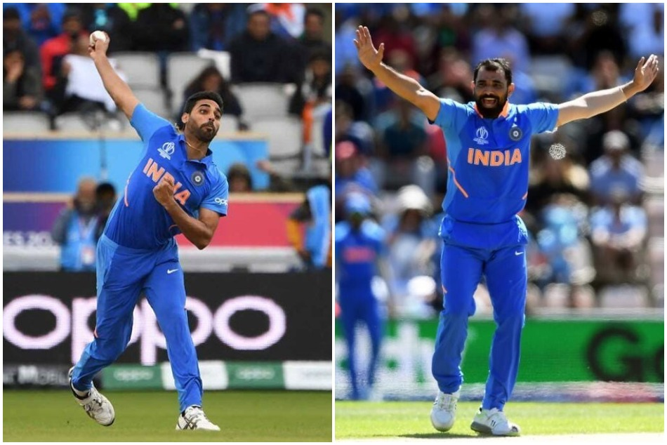 World Cup 2019: Bhuvneshwar Kumar or Mohammad Shami, here is the Sachin Tedulkar pick