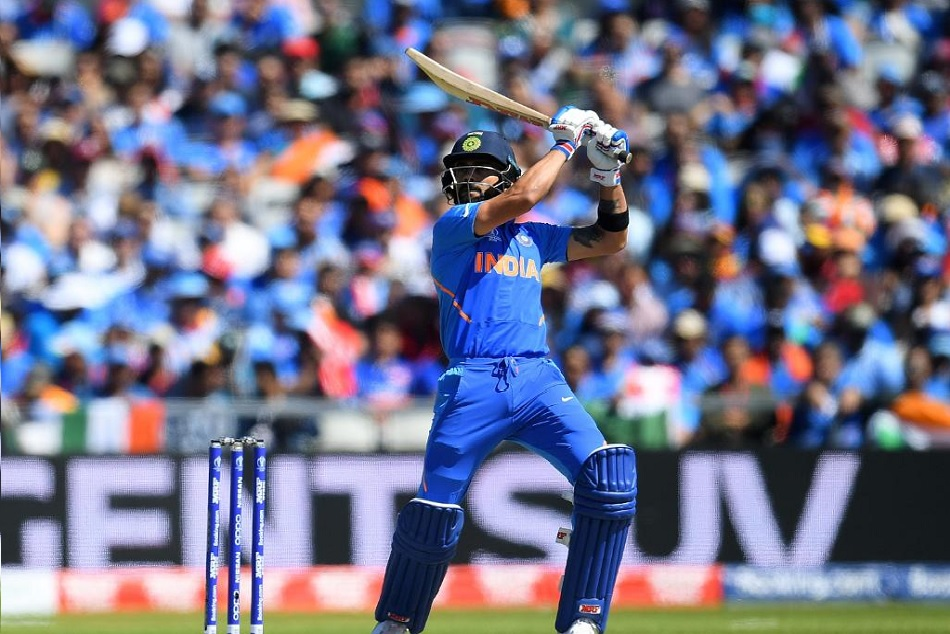 Virat Kohli scores four successive fifties in World Cups, becomes the1st Indian captain to do it