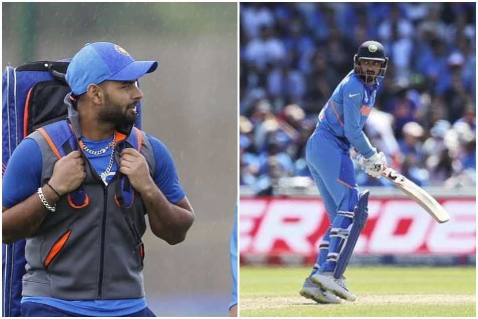 Kris Srikkanth wants Rishabh Pant instead of Vijay Shankar to bat at number 4