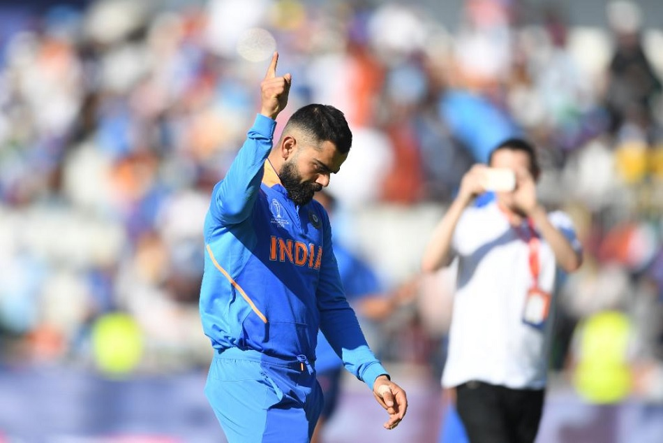 How did India manage its unbeatable run without any top scorer in World Cup 2019