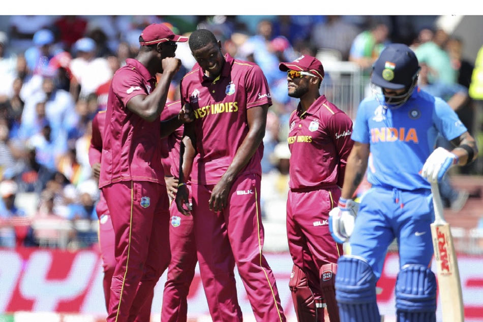 Carlos Brathwaite breached ICC code of conduct, now fined with 15 percent match fees