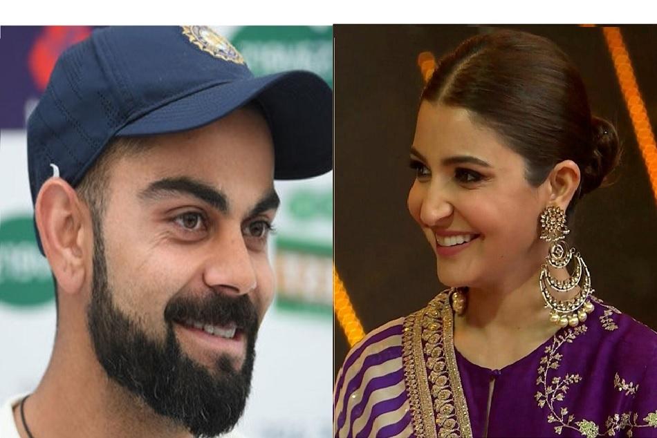 Virat Kohlis romantic comment on Anushka Sharma goes Viral