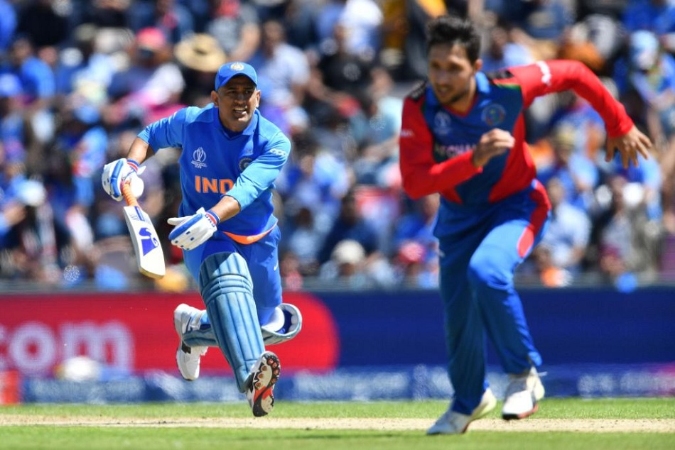 World Cup 2019: Fans troll MS Dhoni on his very slow inning against Afghanistan
