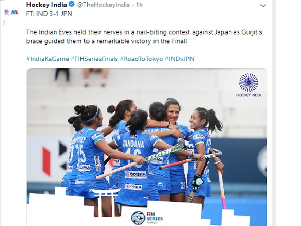 Womens Hockey India