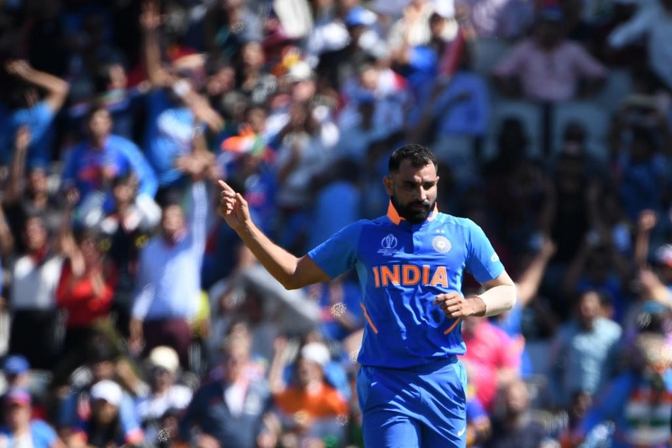 World Cup: Mohammad Shami sets the best ODI figure for any indian bowler against West Indies