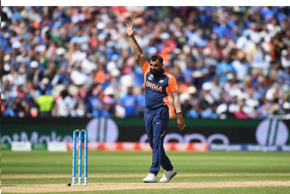 Mohammed Shami becomes only second Indian bowler to get consecutive 4 wicket ODI haul