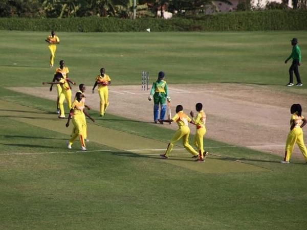 10 रनों पर ढेर हुई माली की टीम