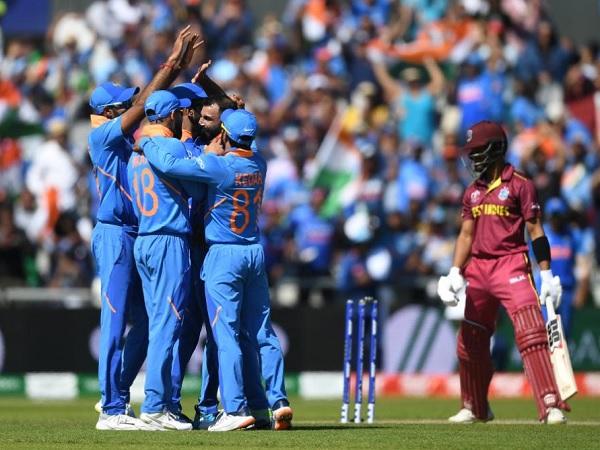 टीम इंडिया का प्रदर्शन