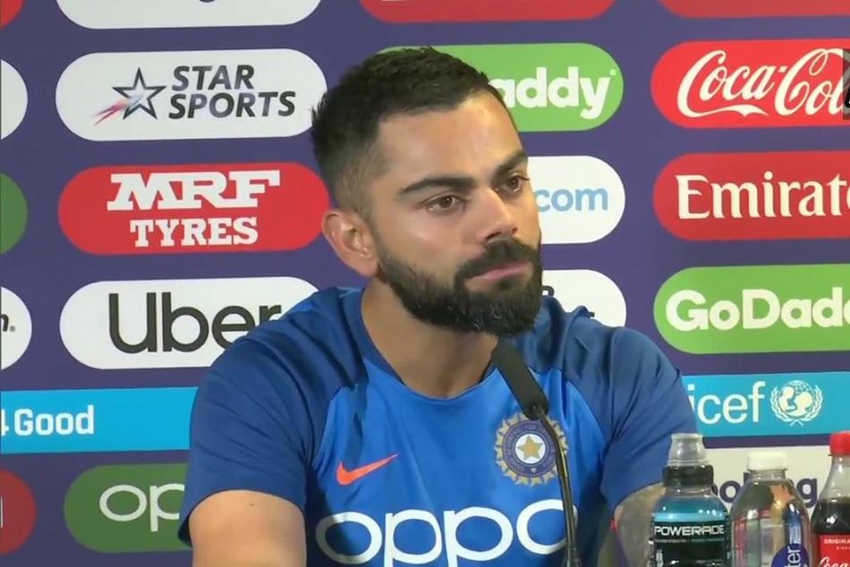 Virat Kohli talked on MS Dhonis batting concerns ahead of match against England