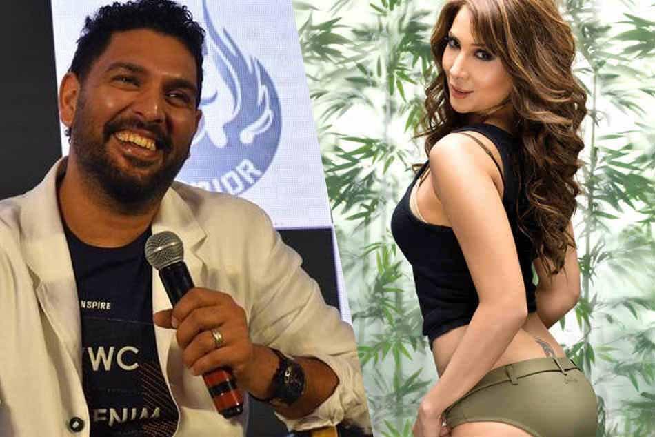 Kim Sharma Wishes To Yuvraj Singh On His Retirement For The Next Phase