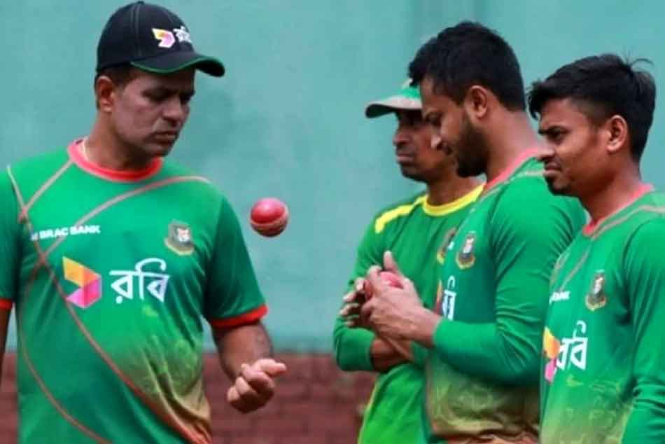 Icc Cricket World Cup Sunil Joshi Plans Against Team India