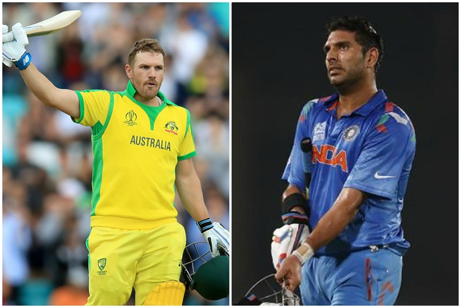Aaron Finch Break Yuvraj Singh Record Icc World Cup 2019 Aus Vs Eng Match