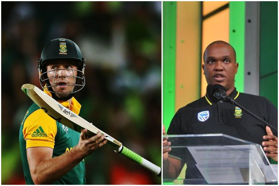 Linda Zondi Speaks Out On Ab De Villiers World Cup 2019 Selection Controversy