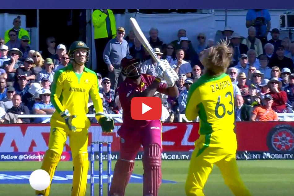 Andre Russell Hit The Longest Six Of Icc World Cup 2019 Watch Video