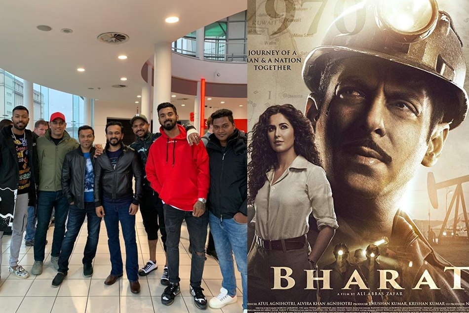 Crikcet World Cup 2019 Salman Khan Thanks To Kedar Jadhav And Team India For Watching Bharat Movie