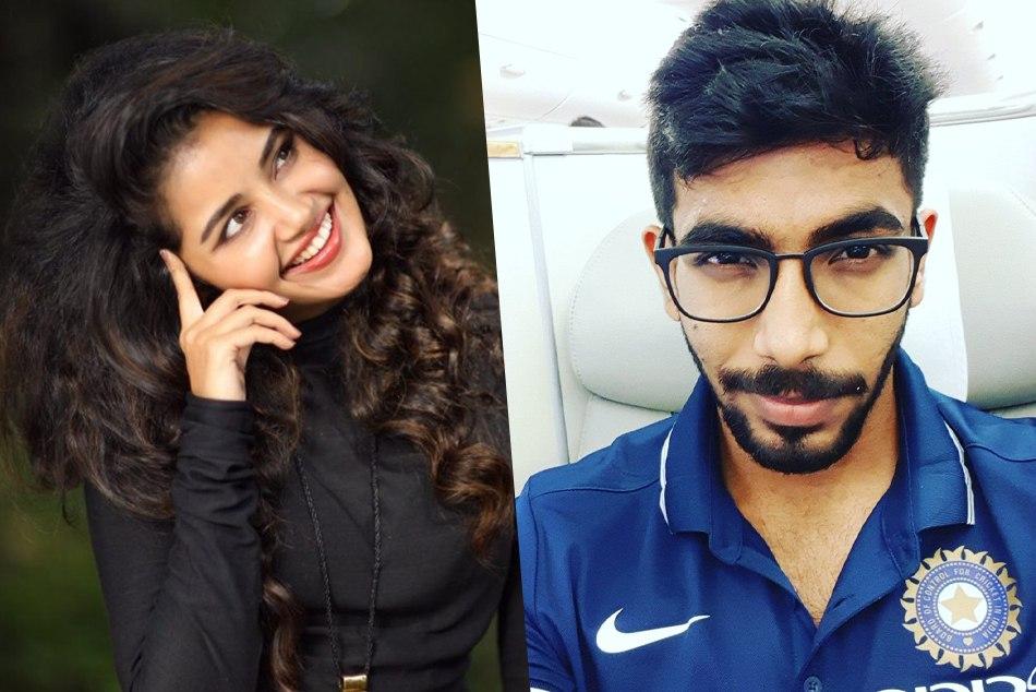 There is rumours that Jasprit Bumrah is dating with south indian actress Anupama Parameswaran