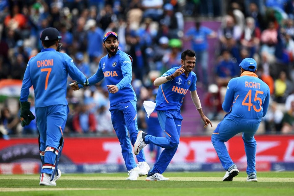 Cwc19 Yuzvendra Chahal Made Best Bowling Figure As An Indian Spinner In Wc Debut Match