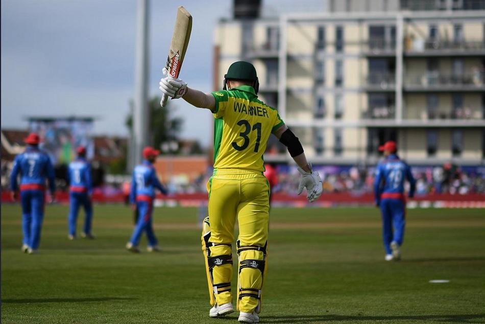 CWC19: David Warner is using special sensor on his bat to combat bowlers like Bumrah