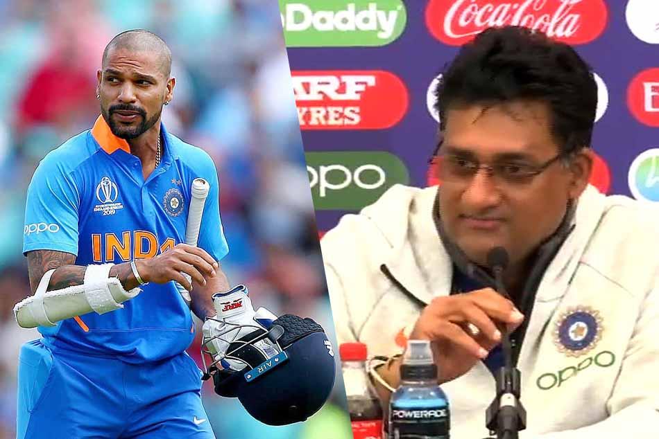 शिखर धवन को लेकर आया बड़ा अपडेट, टीम इंडिया को लगा तगड़ा झटका