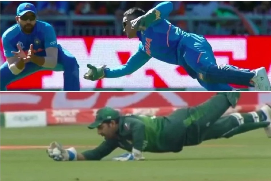 Icc Asked Question Who Is Better Wicketkeeper In Ms Dhoni Vs Sarfraz Ahmed
