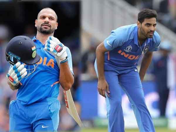 टीम इंडिया को दोहरा झटका