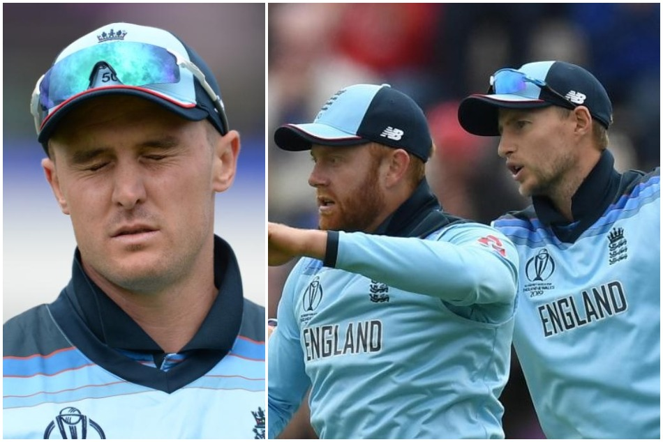 After Jason Roy Eoin Morga goes off injured against West Indies