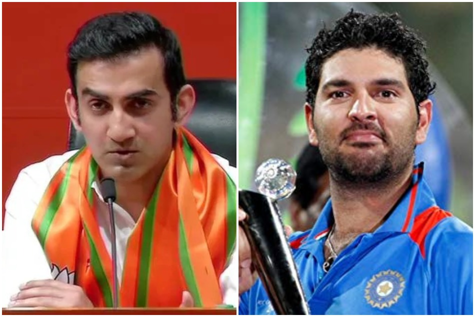 Gautam Gambhir said BCCI should retire Number 12 jersey in the tribute to Yuvraj Singh