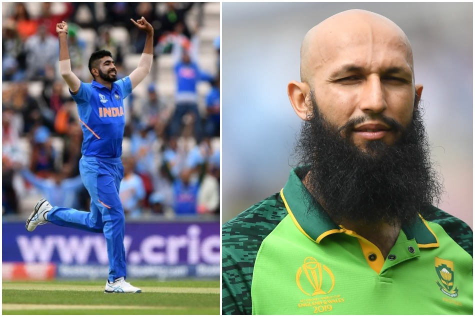 ICC World Cup 2019: Hashim Amla has been th favorite bunny of Indian Bowlers since 2015