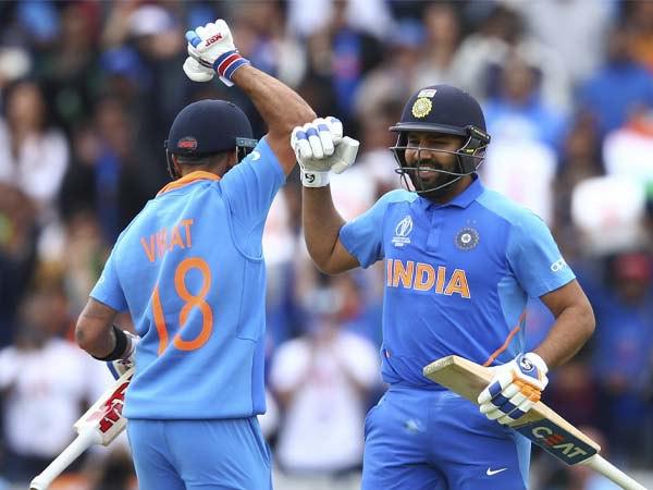 पाकिस्तान के खिलाफ रोहित ने खेली 140 रनों की शानदार पारी