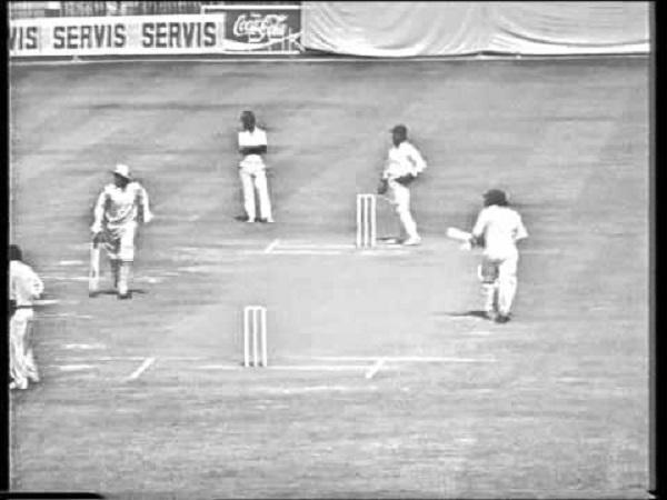 भारत- पाकिस्तान का पहला वनडे