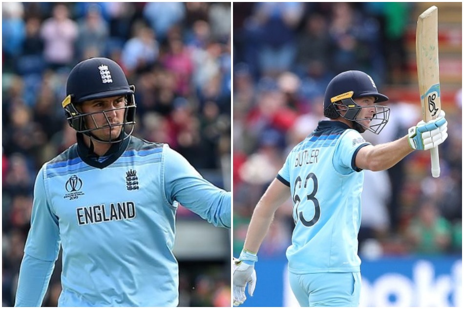 CWC19: England become the First team to score consecutive 300 plus runs in 7 ODI