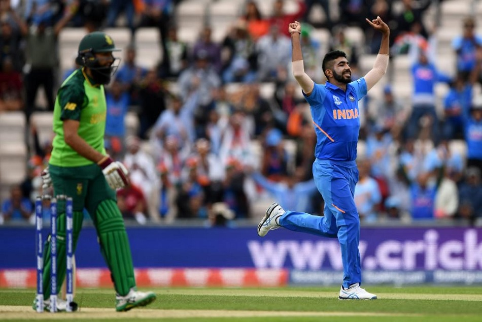 ICC World Cup 2019, INDvSA: Jasprit Bumrah makes his 50th ODI appearance