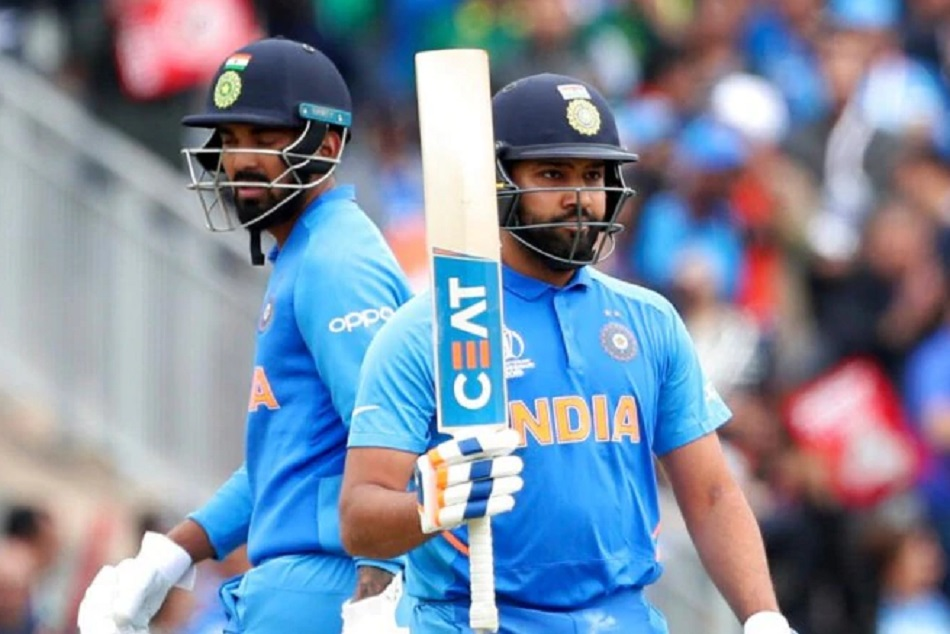Kl Rahul And Rohit Sharma Create History In Icc World Cup