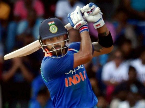 India vs Pakistan: मैच से पहले बोले कोहली- दुनिया की किसी भी टीम को हम हरा सकते हैं