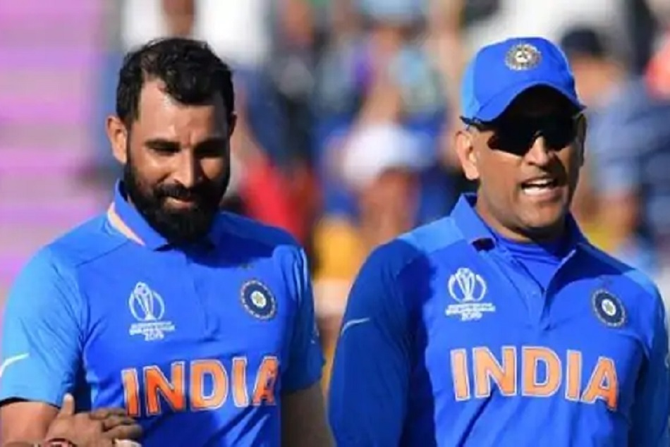 Mohammed Shami Told What Did Dhoni Say In The Last Over