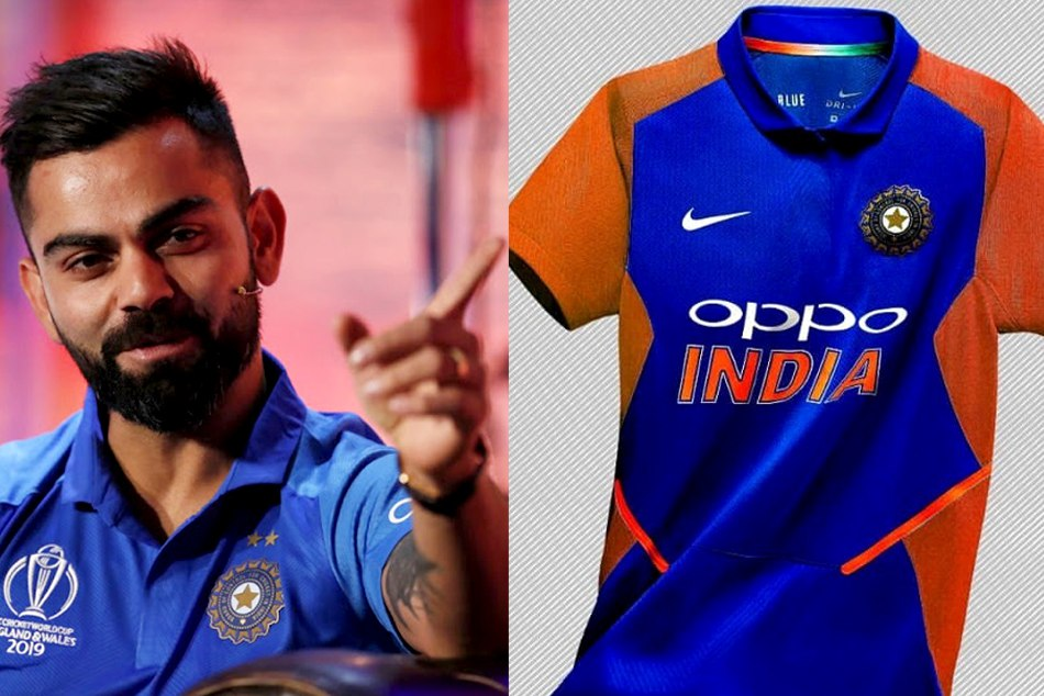 World cup 2019: Team India to wear orange jerseys against England match