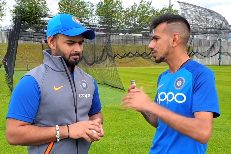 Risabh Pant shares his mother emotions after he got entry in World Cup 2019