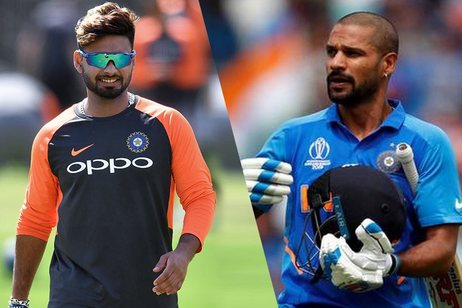 Icc World Cup 2019 Rishabh Pant Arrives In England