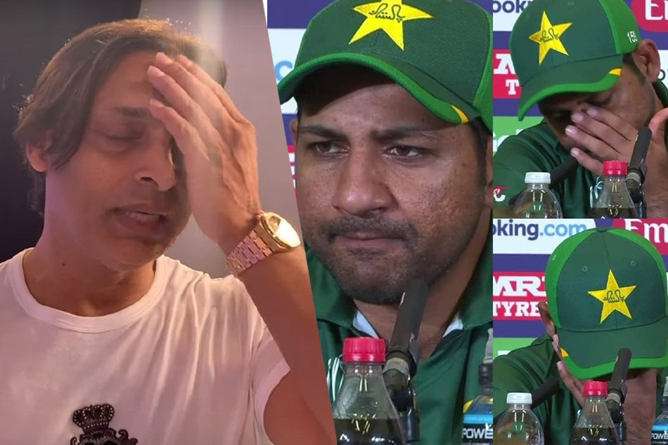 ICC World Cup 2019: Shoaib Akhtar lashed out at Sarfraz Ahmed after humiliating defeat