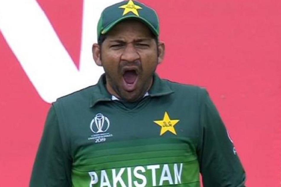 टीम इंडिया के खिलाफ जम्हाई लेने वाली तस्वीर पर क्या बोले सरफराज अहमद