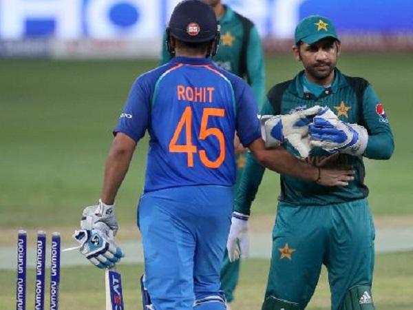 पाकिस्तान को मिला था बड़ा लक्ष्य
