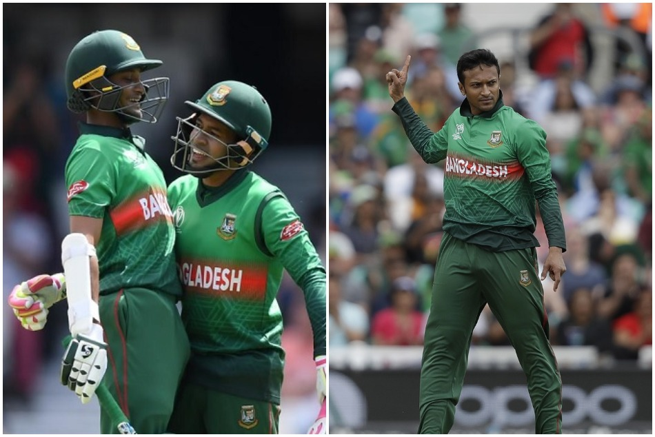 ICC World Cup 2019: Shakib Al Hasan achieve the double of 5000 runs and 250 wickets in ODI