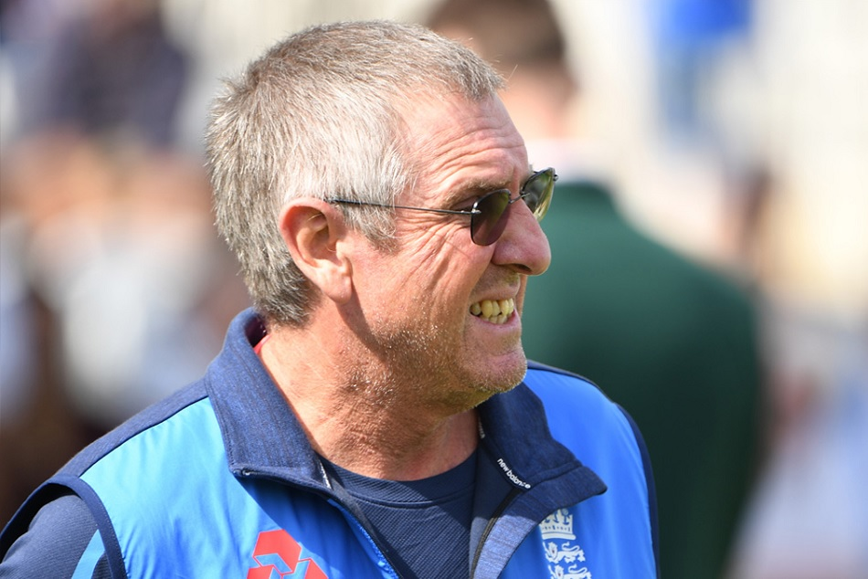 Cricket World Cup 2019 England Coach Trevor Bayliss Is Annoyed By The Sheldon Cottrell Celebration