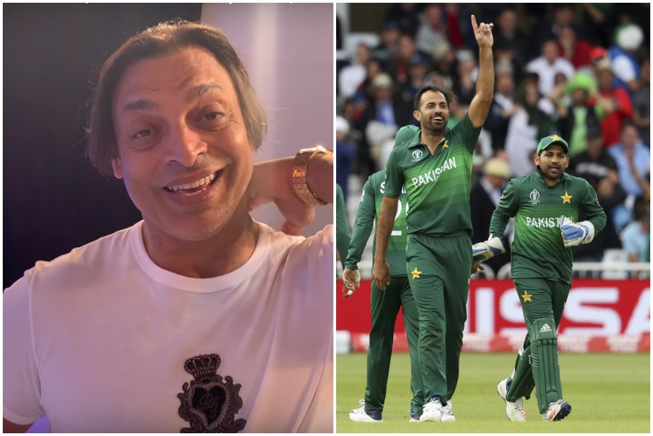 World Cup 2019: Shoaib Akhtar predicted 2 weeks ago on the Pakistan win over England
