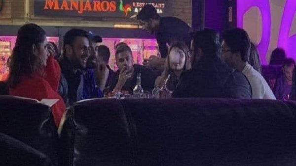 Icc World Cup Pcb Shoaib Malik Clarification On Viral Shisha Bar Video