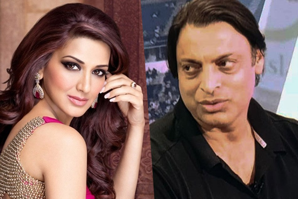 Shoaib Akhtar Told What His Relationship With Sonali Bendre