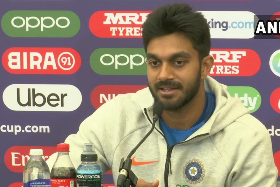 Vijay Shankar gives update of his injury ahead the match against Afghanistan
