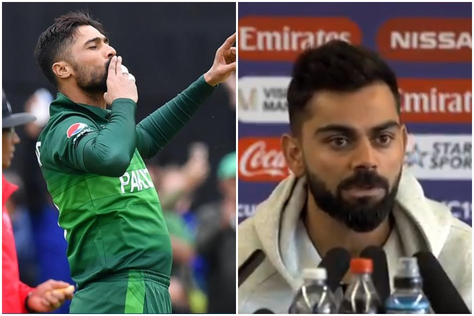 INDvsPAK: Virat Kohli said he is not focused only on the Mohammad Amir
