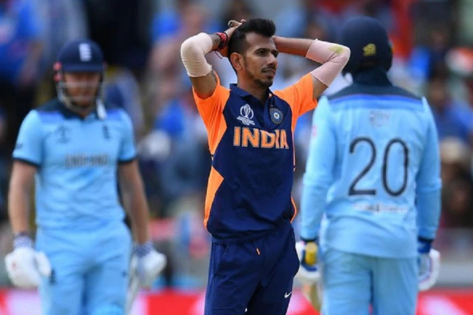 Yuzvendra Chahal Make A Bad Record In Icc World Cup History Against England