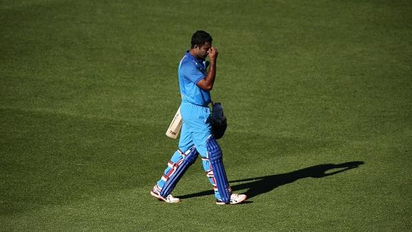 भारतीय क्रिकेट के लिए दुखद पल करार दिया
